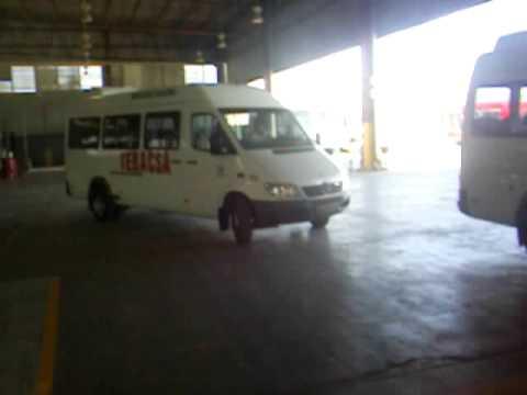 Mexicali Tours Bus Inside