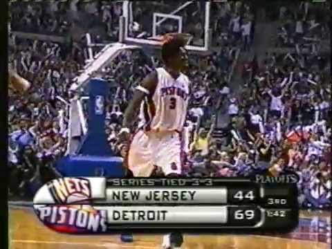 The Hottest Shooting Night of Ben Wallace