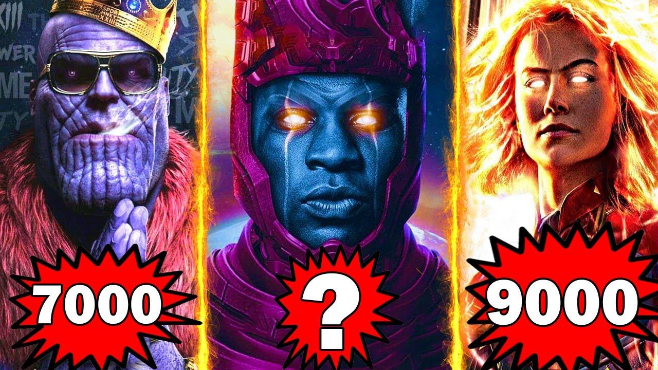MCU vs KANG The Conqueror | बताओ कौन जीतेगा | Who Will Win ?