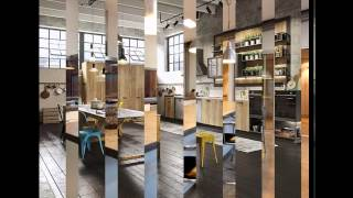 30 Cool Industrial Kitchen Designs That Inspire