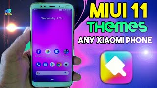 Miui 11 Themes Android Q Any Xiaomi Phone 🔥  Google Pixel