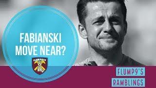 Fabianski move near? Lanzini's injury. New shirts and more.
