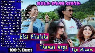 Download The Best Album THOMAS ARYA Feat Elsa Pitaloka dan Iqa Nizam Terbaru 2020 RELA DEMI CINTA