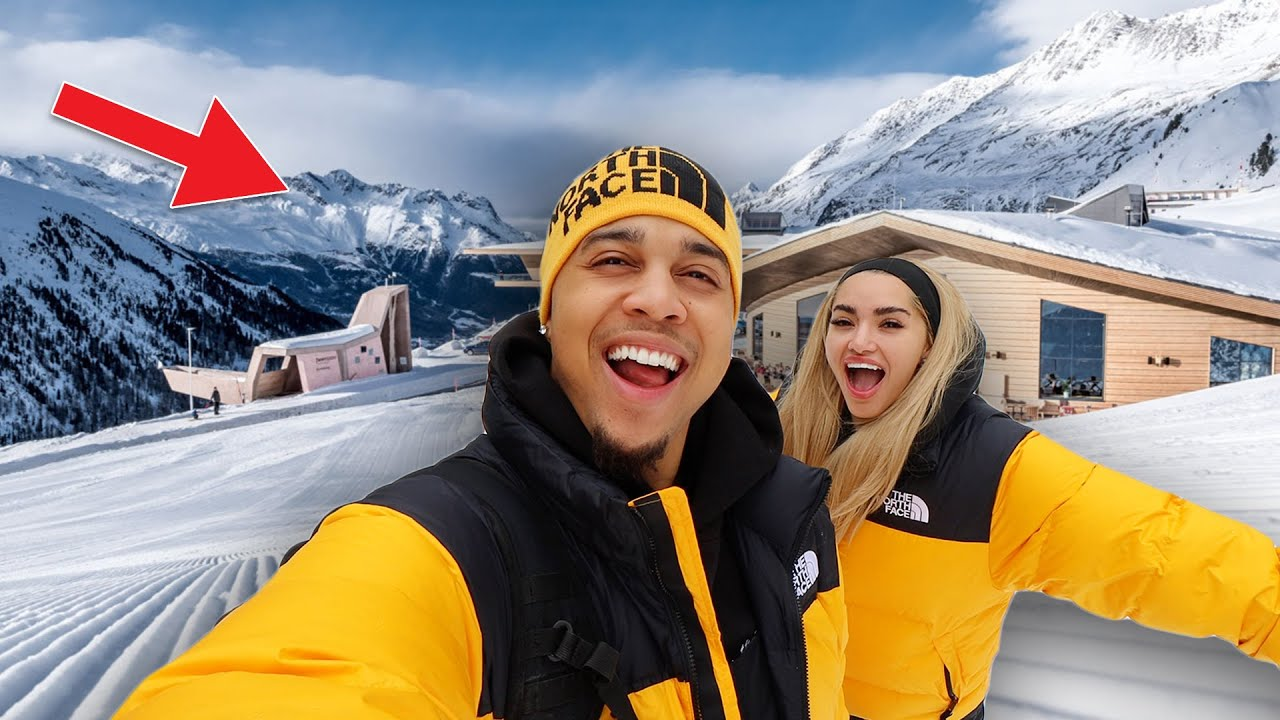 THIS IS HOW OUR 4 YEAR ANNIVERSARY TRIP WENT!! ❄️ - download from YouTube for free
