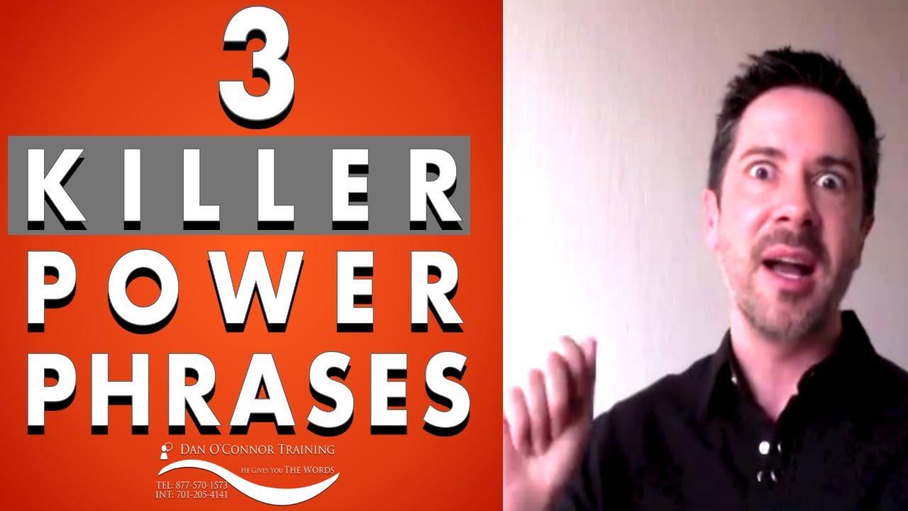 killer magic power phrases for work professional communication 3 killer magic power phrases for work professional communication skills training courses videos