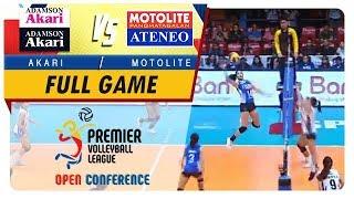 PVL OC 2018: Adamson-Akari vs. Ateneo-Motolite | Full Game | 4th Set | November 11, 2018