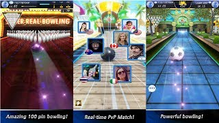 Bowling Club: Realistic 3D - Gameplay Video for Android