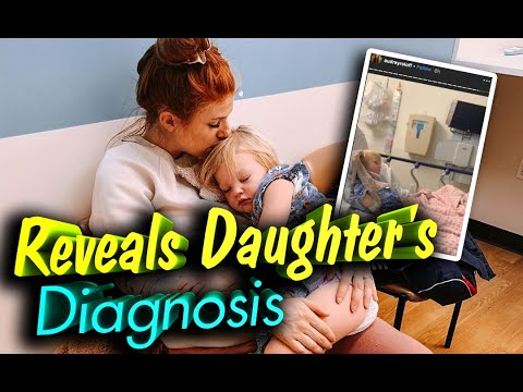 Audrey Roloff Reveals Daughter's Diagnosis, Is Close to Losing It