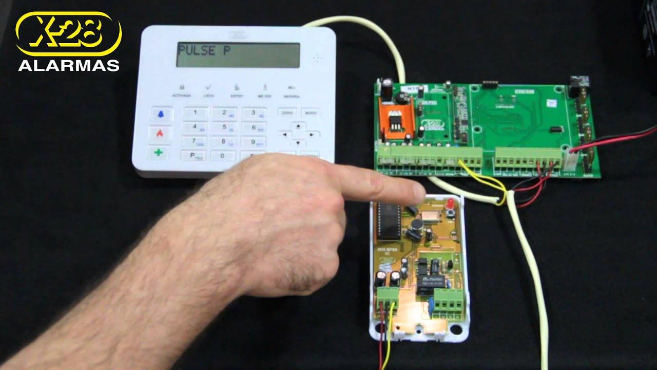Instalacin de alarmas instalacin y venta de alarmas de for Instalacion de alarmas