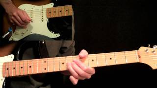 Sultans Of Swing Guitar Lesson Pt.2 - Dire Straits - Chorus & Verse Two