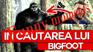 Funny moments iRaphahell | In cautoaarea lui BIGFOOT!