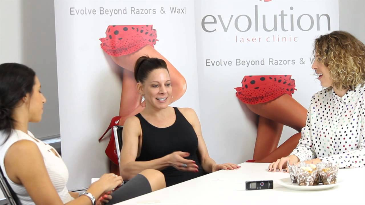 Evolution Laser Clinic - Why did you start laser?