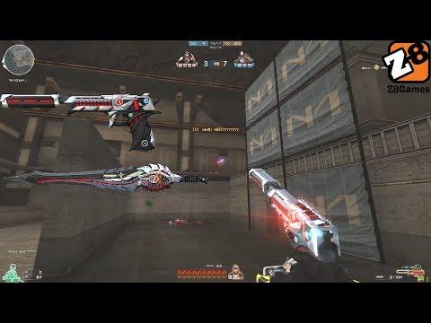 Crossfire 2.0 : IAS DE Armoured Beast - Hero Mode X - Rua Ngao CFVN - Zombie V4