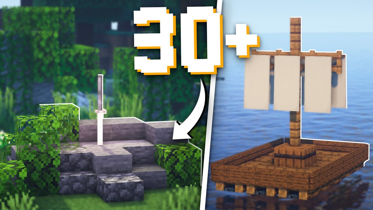 Download Minecraft: 30+ Medieval Build Hacks That Everyone Should Know!