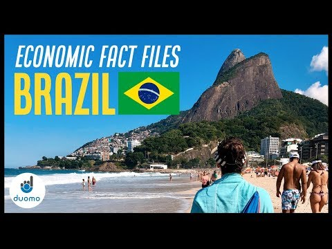 A Look at Brazil's Diverse Economy (Economic Fact Files: Brazil)