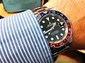 ROLEX GMT PEPSI 126710BLRO MADNESS - Prices on the grey market explode