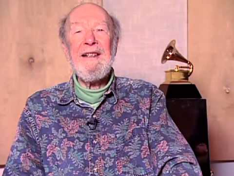Pete Seeger on Working with Woody Guthrie