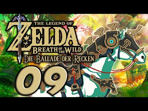 EPONATOR EPONA? xD Zelda Breath of The Wild Ballade der Recken Part 8 [Deutsch/Switch]