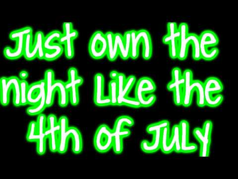 Katy Perry - Firework Lyrics HD