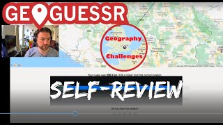 Geoguessr - Reviewing my old gameplay