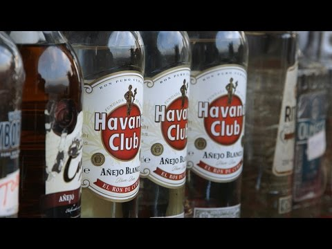 The Battle For A Cuban Rum Brand