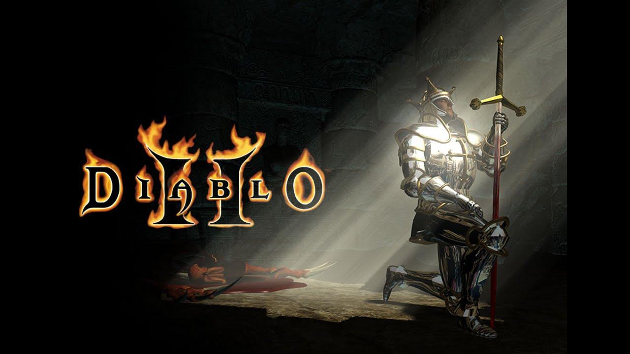 Diablo 2 Lod Widescreen Tesladin Prologue Youtube