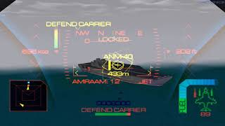 Eagle One: Harrier Attack - Mission 16 - Home Ground