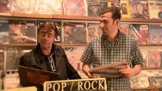 Records In My Life - Glen Matlock from the Sex Pistols