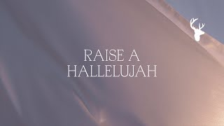 Raise a Hallelujah (Official Lyric Video) - Bethel Music, Jonathan & Melissa Helser | Peace