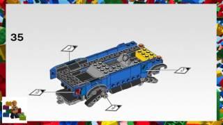 Інструкції Lego чемпіони швидкості - 75875 Форд Ф-150 Раптор модель & Форд хотрод (Книга 2)