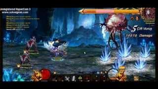 Sponq - Uçurum Labirenti 10.kat Joygame Sv. 2 Legend Online (En Güçlü Lord)