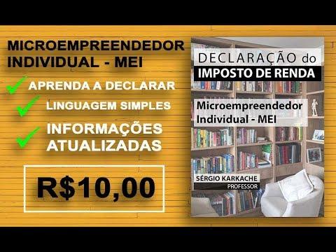 Declaração do Imposto de Renda para MEI  (Microempreendedor Individual)