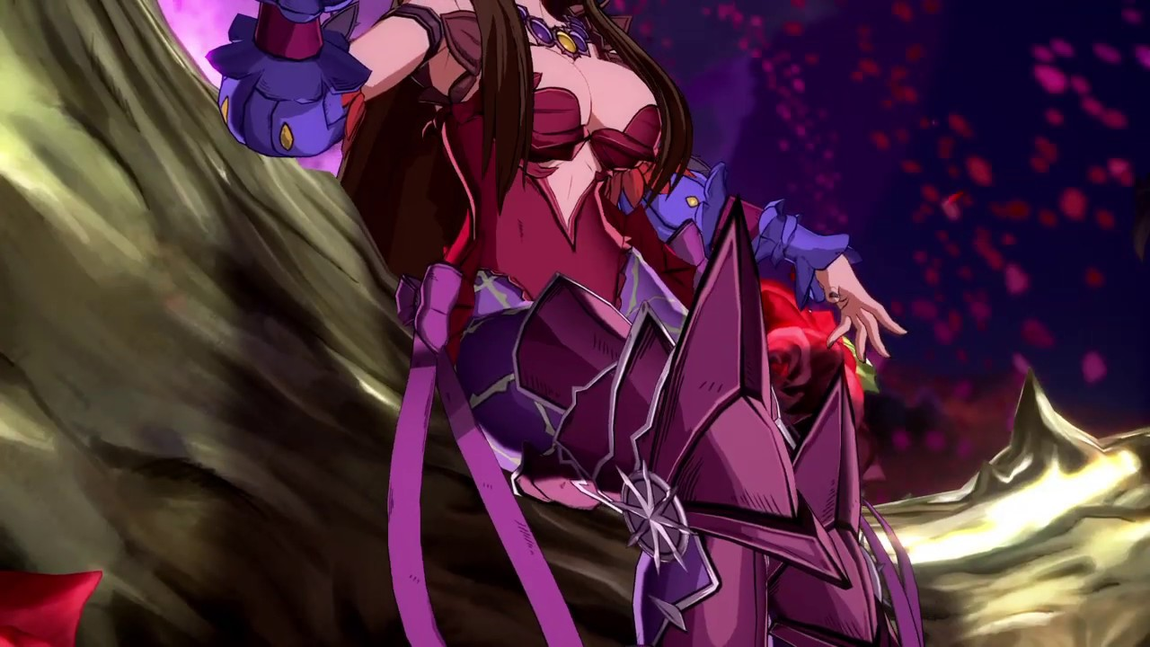 碧藍幻想Versus:34話星晶獸薔薇女王(HARD)