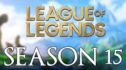 League of Legends Season 15 [LEAK]