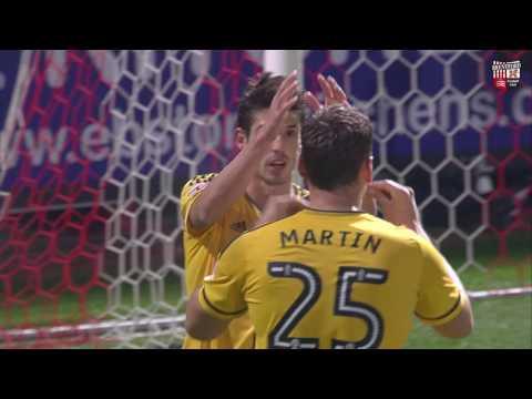 Match Highlights: Brentford 0 Fulham 2