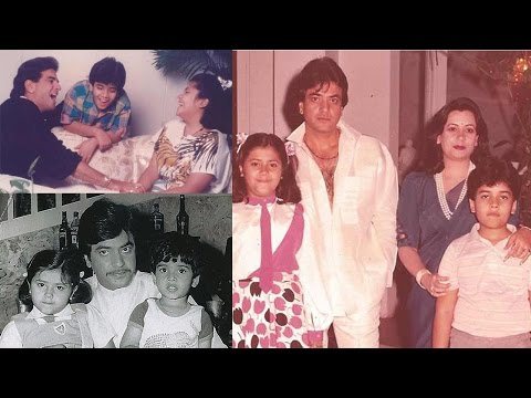 Tushar Kapoor's Exclusive Childhood Photos !