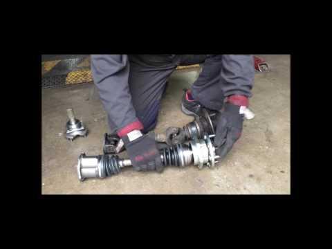 TR6 Rear CV Conversion