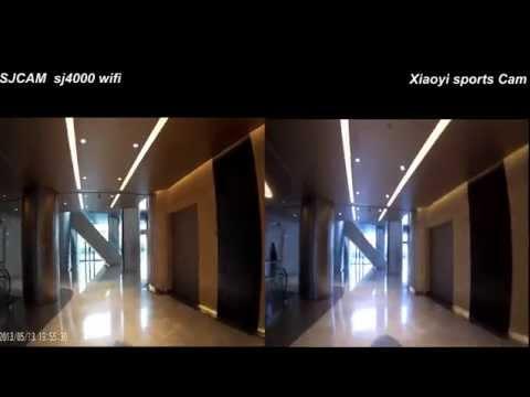[4K] YI 4K Action Camera VS GoPro Hero 4 Silver #YICameraиз YouTube · Длительность: 3 мин18 с