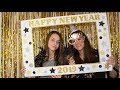 DIY New Year's Eve Photo Booth Picture Frame