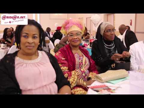 Paris/Diner Gala de l'AFFO:la Fondation Magic System offre une ecole au Dengelé