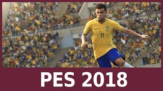 PES 2018: il calcio targato Konami! - Gameplay ITA