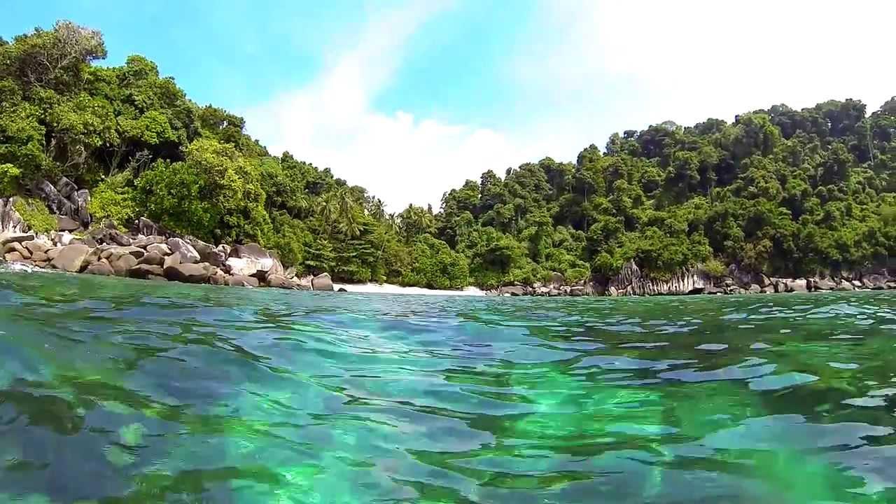 Isola Di Gaya Malesia