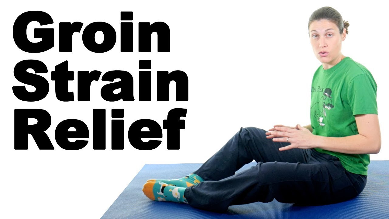 Download 7 Groin Strain Stretches & Exercises - Ask Doctor Jo