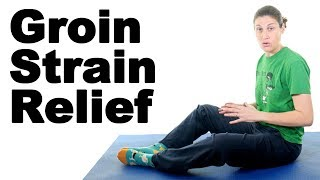 7 Groin Strain Stretches & Exercises - Ask Doctor Jo