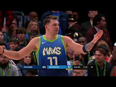 Dallas Mavericks vs. New Orleans Pelicans | December 7, 2019