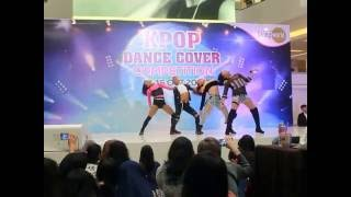 Video 161016 Boys Bitches (BLACKPINK Dance Cover) at KPOP DANCE COVER COMPETITION 2016 Living World download MP3, 3GP, MP4, WEBM, AVI, FLV Mei 2017