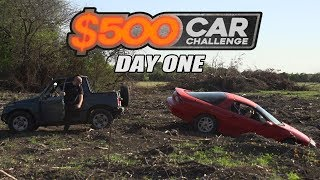 2018 $500 Car Challenge