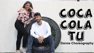 Coca Cola Tu | Easy Dance Choreography | Lukka Chuppi | Tony Kakkar | Karthik A,Kriti S