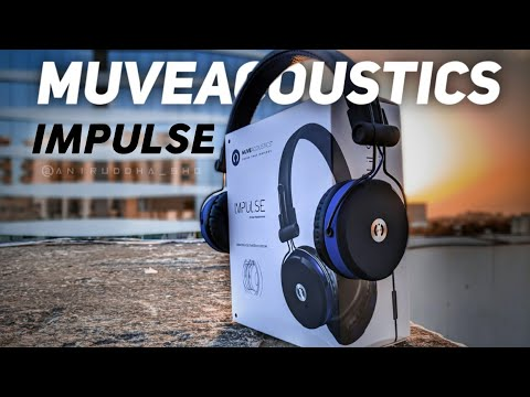 MuveAcoustics IMPULSE!! The best Wired Headphones? Honest Review 🔥