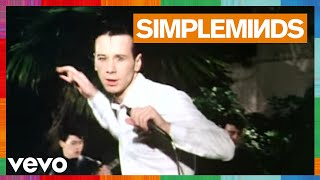 Watch Simple Minds Sweat In Bullet video